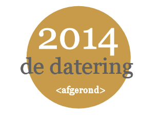 2014datering